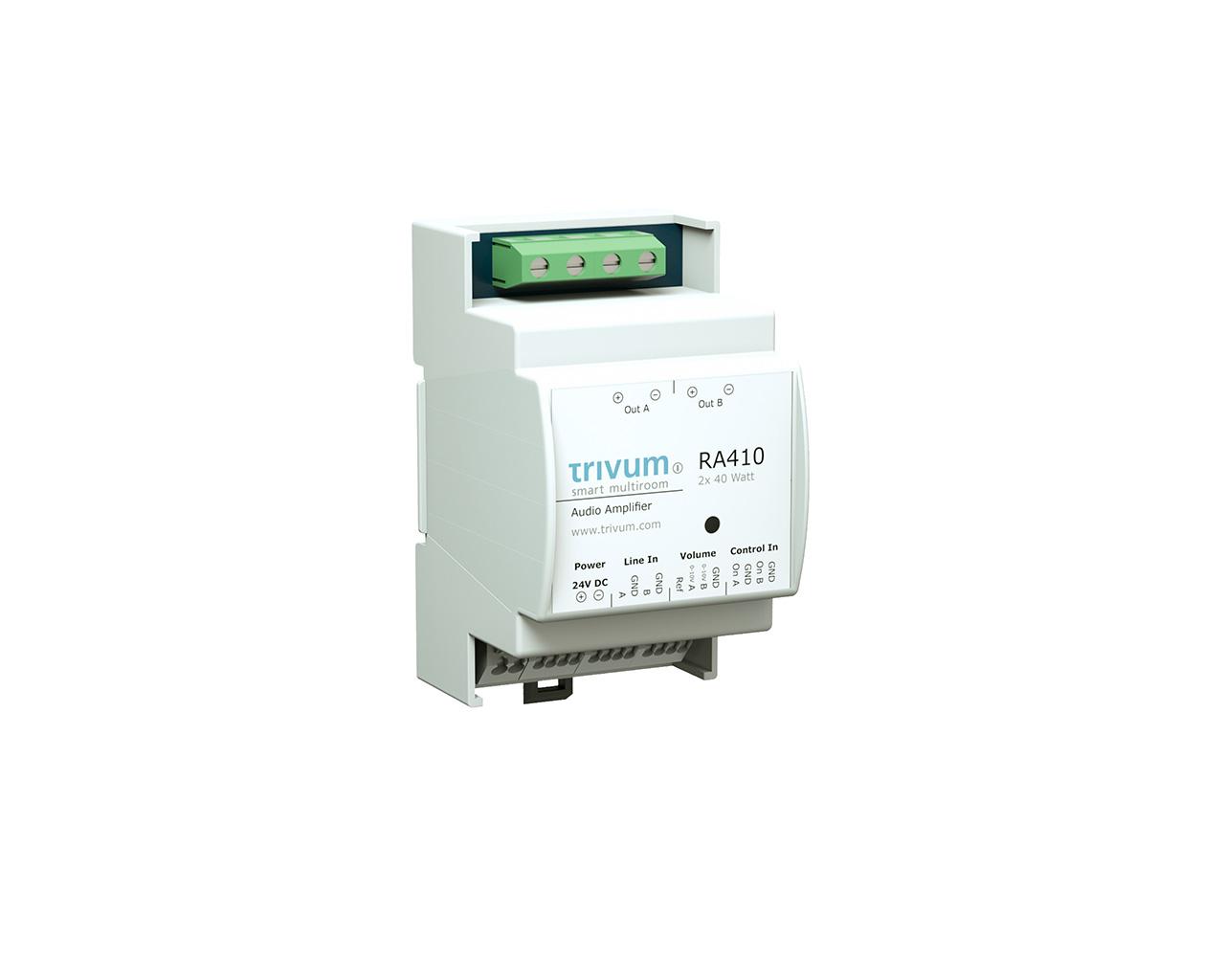 trivum RA410 Audioverstärker